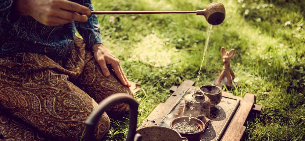 Čajový rituál