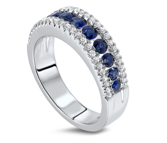 """Takýto šperk z """"bieleho zlata"""" sa nakoniec potrie tenkou vrstvou ródia.  Ródium je platinový kov 29acd2aed00"""