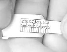 e02f2c90e07e6 Ako zistiť, či správne zmerať a vybrať veľkosť prsteňa | iZlato.sk