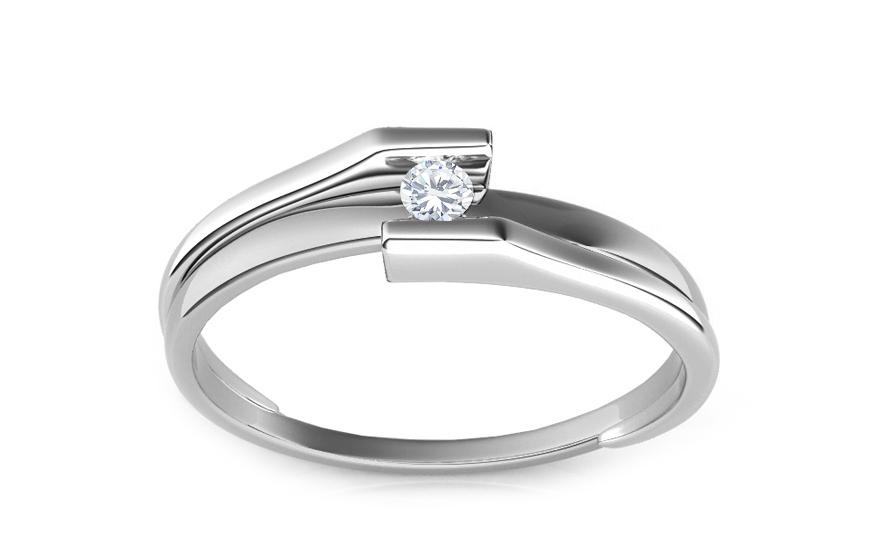 Zásnubný prsteň s 0 d79aec748cf