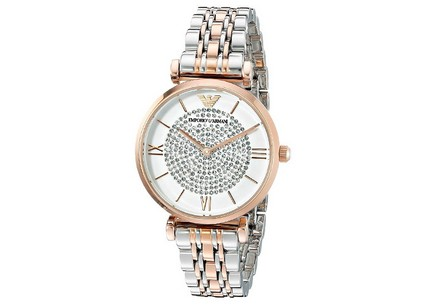 c290d422e výpredaj značkových hodiniek, Skladom, Materiál remienka: pozlátená ...