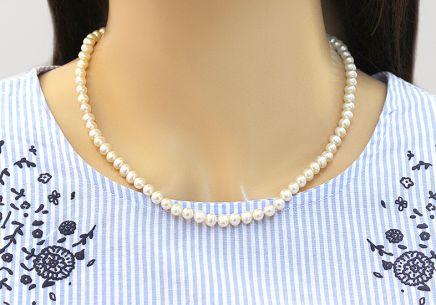 Perlový náhrdelník Celeste 3 Perlový náhrdelník Celeste 3 01162c7d84d