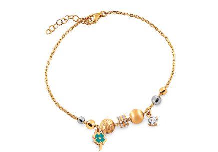 e557614ff Zlaté náramky dámske, Palmyra, pre ženy   iZlato.sk