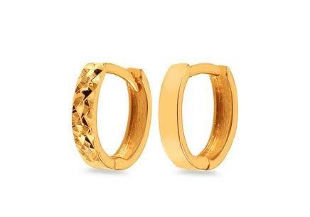 2924bc250 Zlaté náušnice k uchu, pre ženy | iZlato.sk