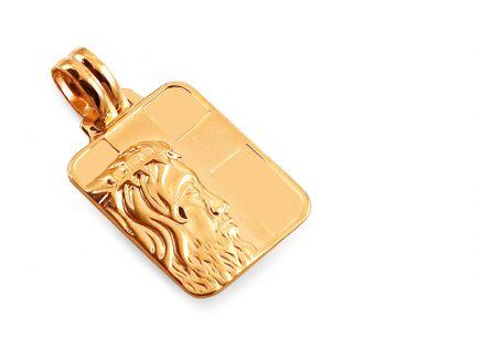Zlatá platnička s Ježišom ... 768e6bb75a3