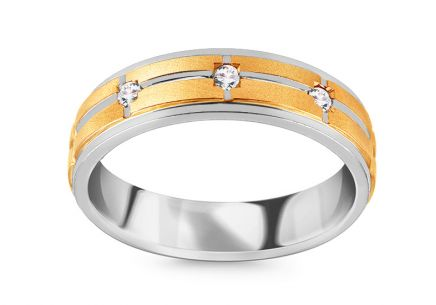 12286d48a Zlaté prstene, zlato, One love, Sense, Iris, Lux, Infinity | iZlato.sk