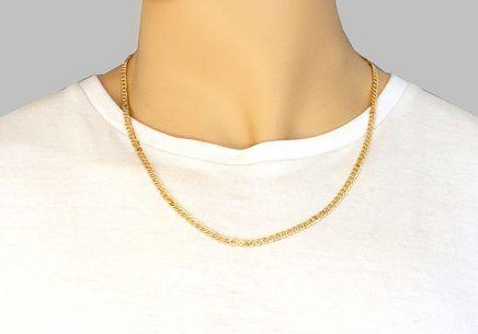 c55cba4c4 Netradičná zlatá retiazka Netradičná zlatá retiazka