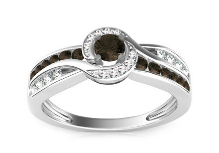 Luxusný prsteň s 0 6824c8e3137