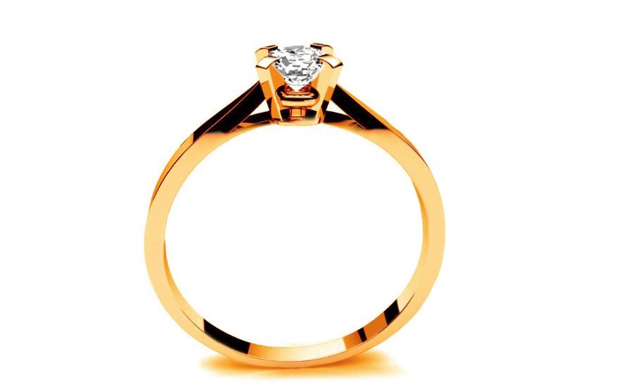Zásnubný prsteň s diamantom 0 5e352f01032