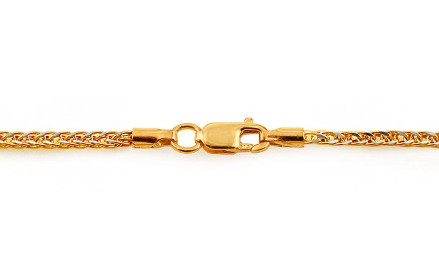 01456cfdb Zlatá retiazka Fox líščí chvost 2,7 mm, pre ženy (IZ7810L) | iZlato.sk