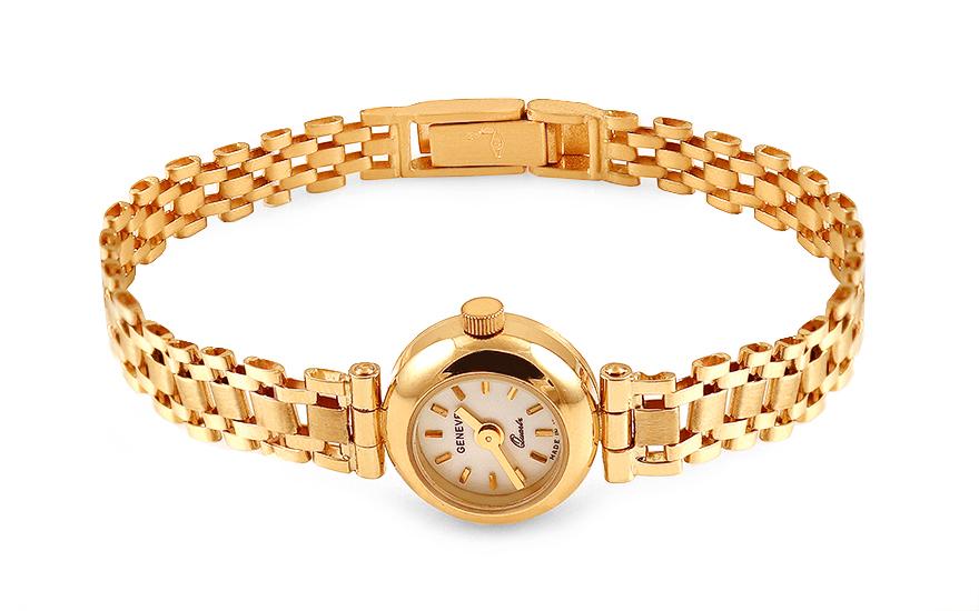 290546c46 Zlaté dámske hodinky Geneve, pre ženy (IZ15329) | iZlato.sk