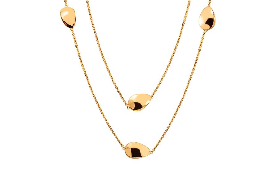 731825088 Zlatý dámsky náhrdelník Universo, pre ženy (IZ9125R) | iZlato.sk