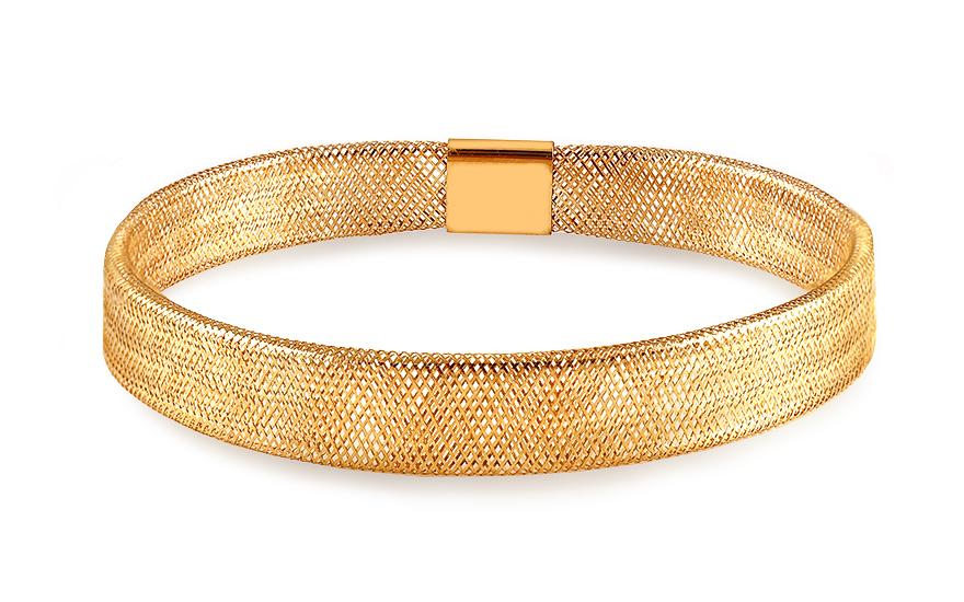 Zlatý dámsky náramok kolekcia Flexi c005813ee9d