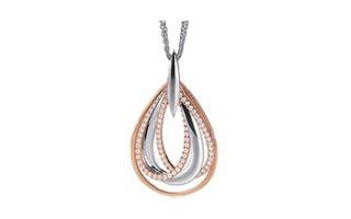 7a06821ae Náhrdelníky · Zlaté náhrdelníky · S príveskom · Lacné · Dámske · Biele zlato  ...