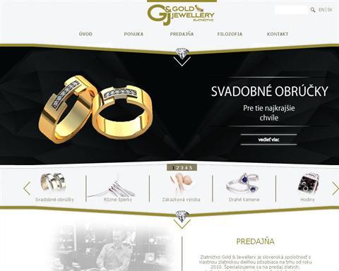 Zlatníctvo Gold   Jewellery ebdb6b88c7e