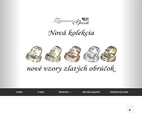 a4e28c3e1 Zlatníctvo: Zuzana šperk   iZlato.sk